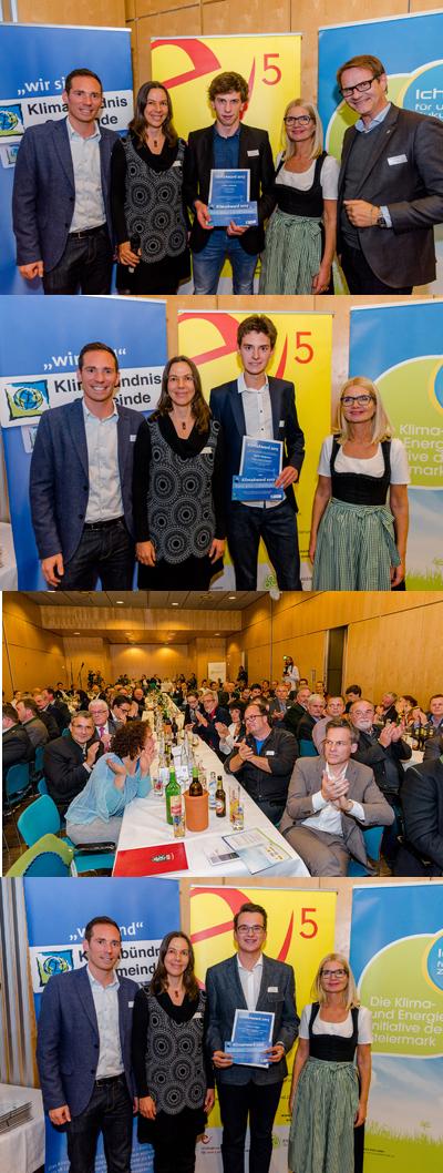KlimaAward Verleihung 2017