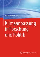 Cover Klimaanpassung in Forschung und Politik