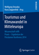 Cover Toursimus nd Klimawandel in Mitteleuropa