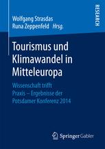 Cover Toursimus nd Klimawandel in Mitteleuropa